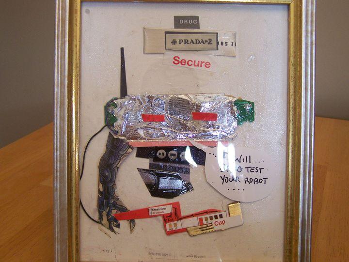 Drug Prada Secure - Robo Sober