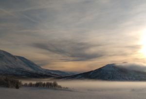 Winter in the north ( 1 )