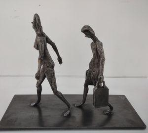 Travel together - ArtWelding