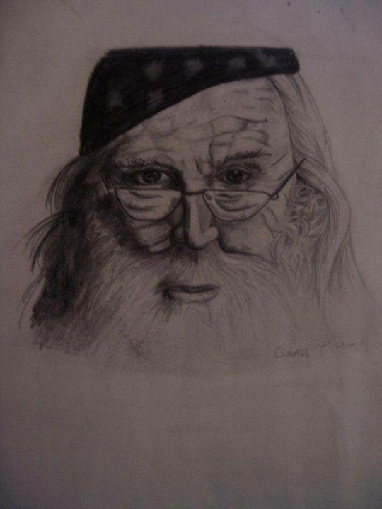 Harry Potter dumbledore - Drawings