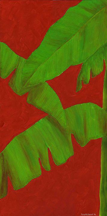 Tropicana - Julie McDaniel Fine Art