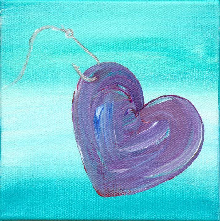 Love Fishing IV - Julie McDaniel Fine Art