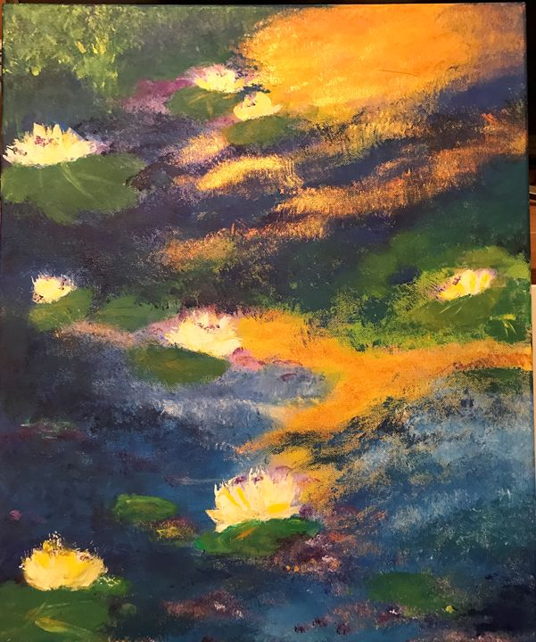 Water Lily - Where am I going? - Teresa River