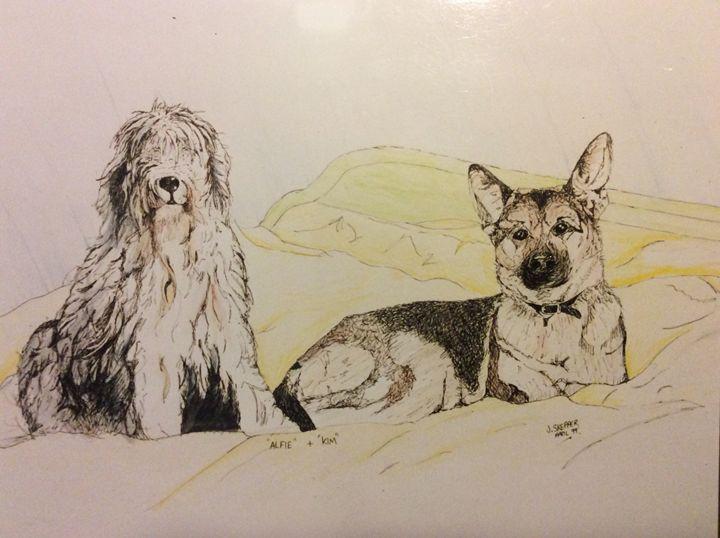 Alfie & Kim - Introspection