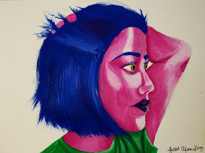 Stressed - Juliet Akane