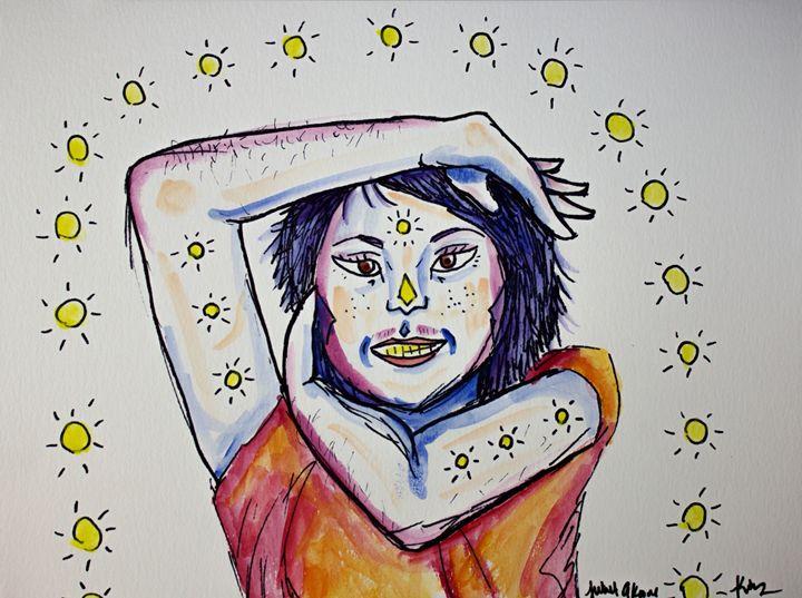Hairy Sunshine - Juliet Akane