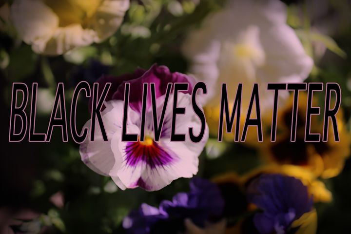 Black Lives Matter - Juliet Akane