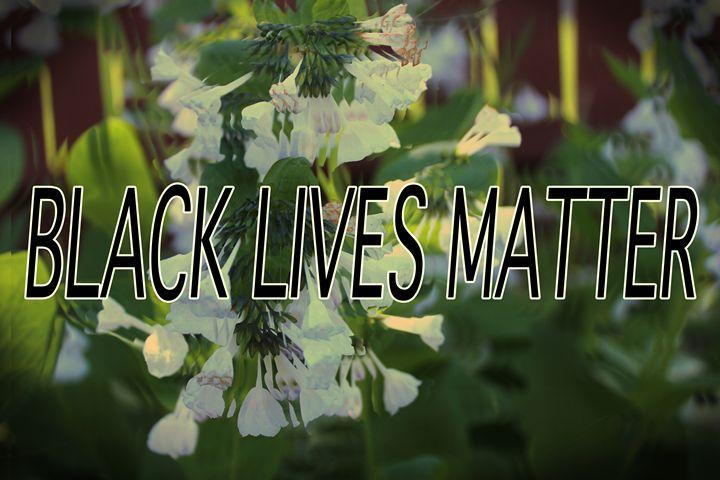 Black Lives Matter - Juliet Akane