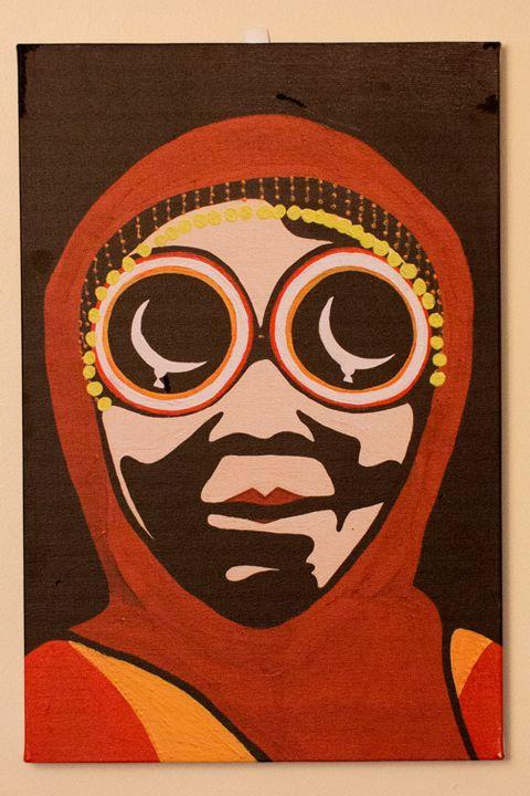Mother Haj - AyoNoble