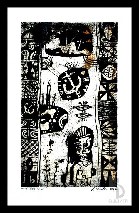 My Footprints - BuliViti Online Gallery