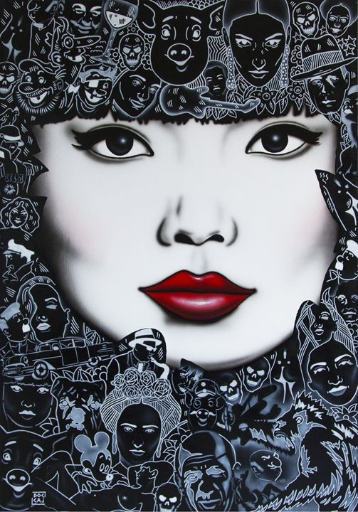 La dame de Shangaï - Art Store