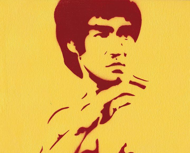 Bruce Lee - Ben's Brushes