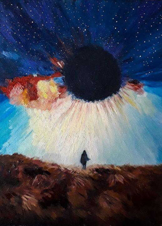Inner strength: inspiring painting - Nika_art