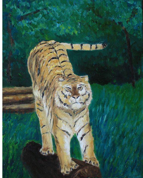 Buy painting: Tiger - Nika_art