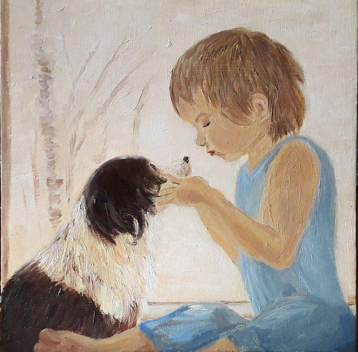Tenderness - Nika_art