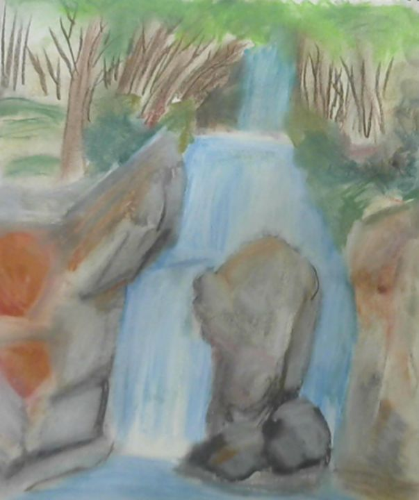 Double waterfall - Bob Belush