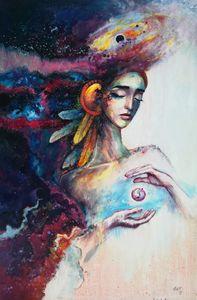 Feelings of universe