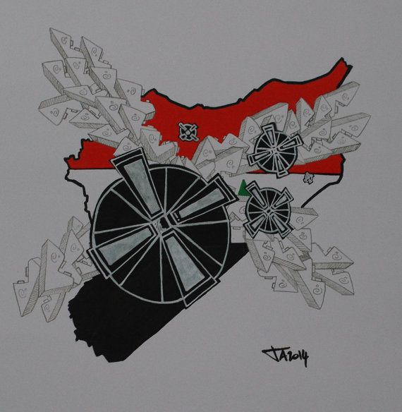 S.T.O.P Bombing - TIM TASTIC ART