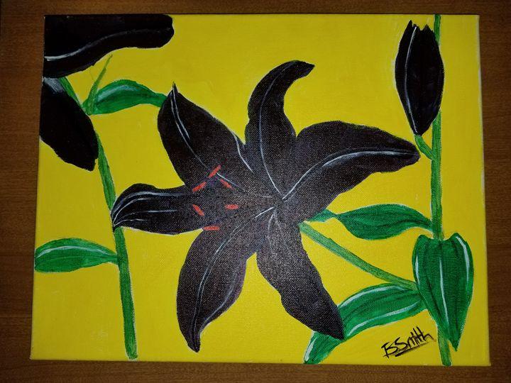 Black Lily - Brooke Smith