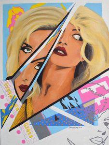 Blondie's Broken Heart of Glass