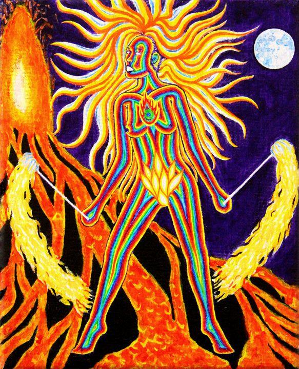 Pele's Fire - I AM 33