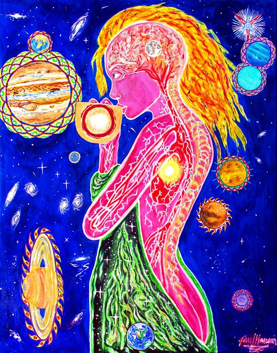 The Fool Goddess - I AM 33