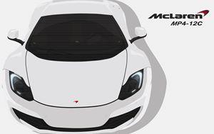 McLaren MP4-12C Vector