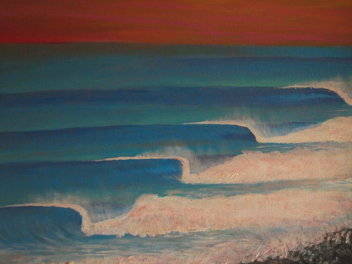 j.bay sunrise - louie bouwer
