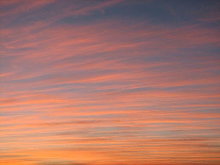 sunrise clouds - louie bouwer