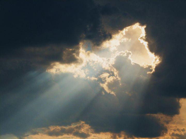 sun beams - louie bouwer