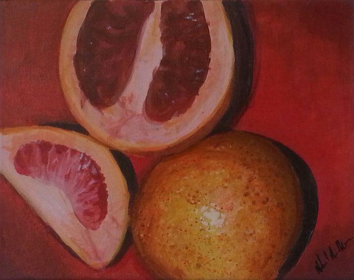 grapefruit - Melodie Nicole Moss