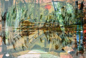 Claude Monet Bridge