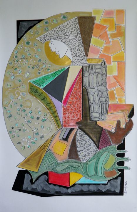 Deesse of stone - Bulyss Marc