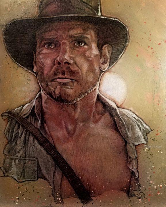 Indiana Jones - ArtzAdventure