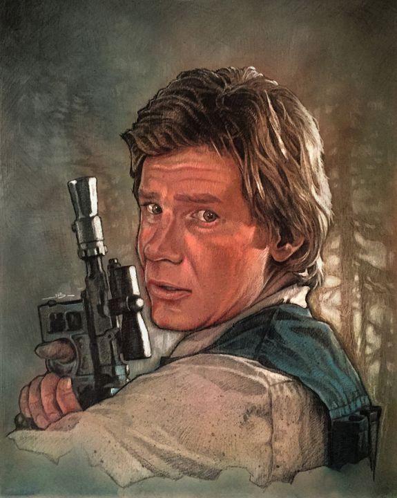 Han Solo - ArtzAdventure