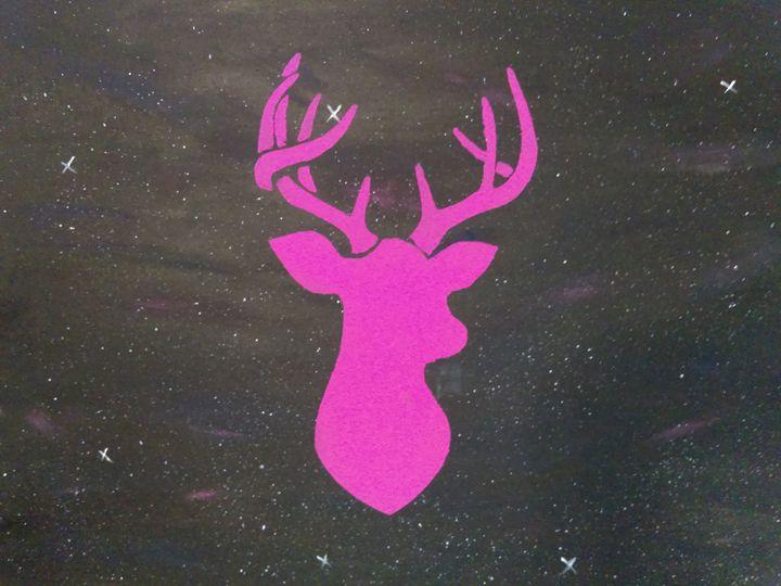 Buck Galaxy - Brooklyns Art