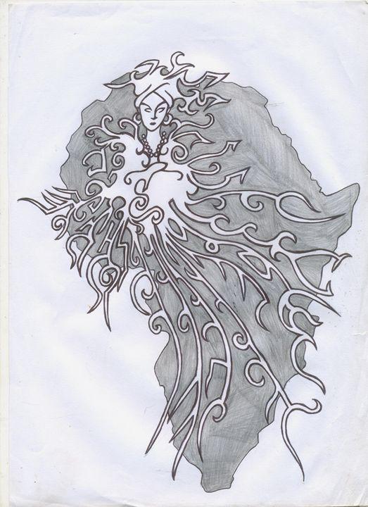 MAMA AFRICA - almynart