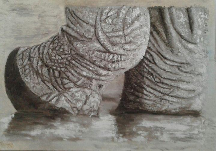 Patas de elefante - ArtNikolaeva