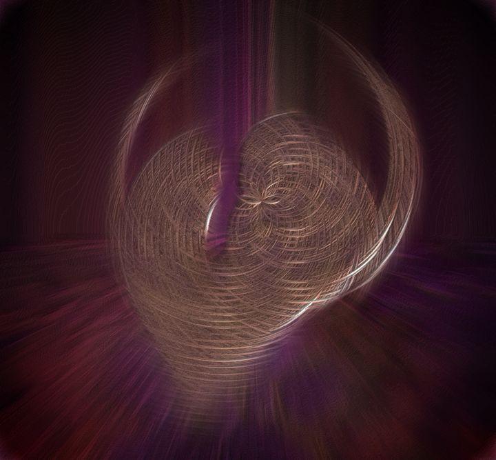 Dancing heart - Zizela art & design