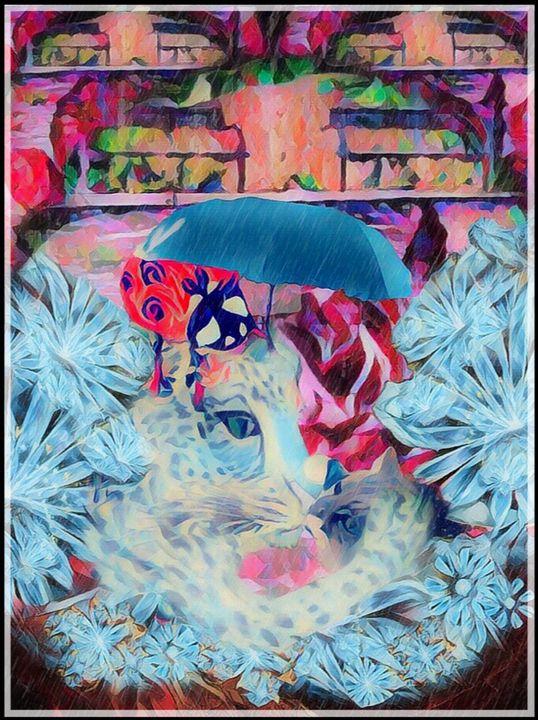 The world ain't all sunshine.. - Zizela art & design