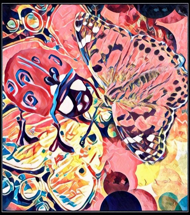 Sometimes just because of you - Zizela art & design
