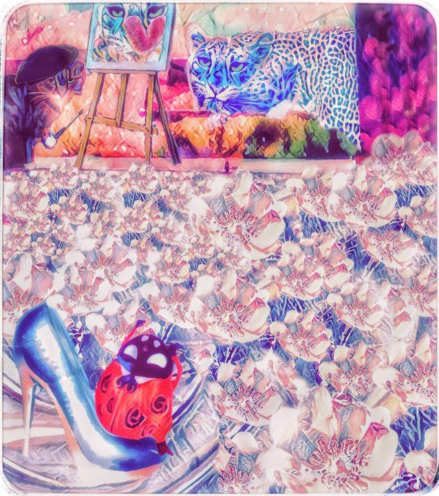 You're Somebody Else - Zizela art & design