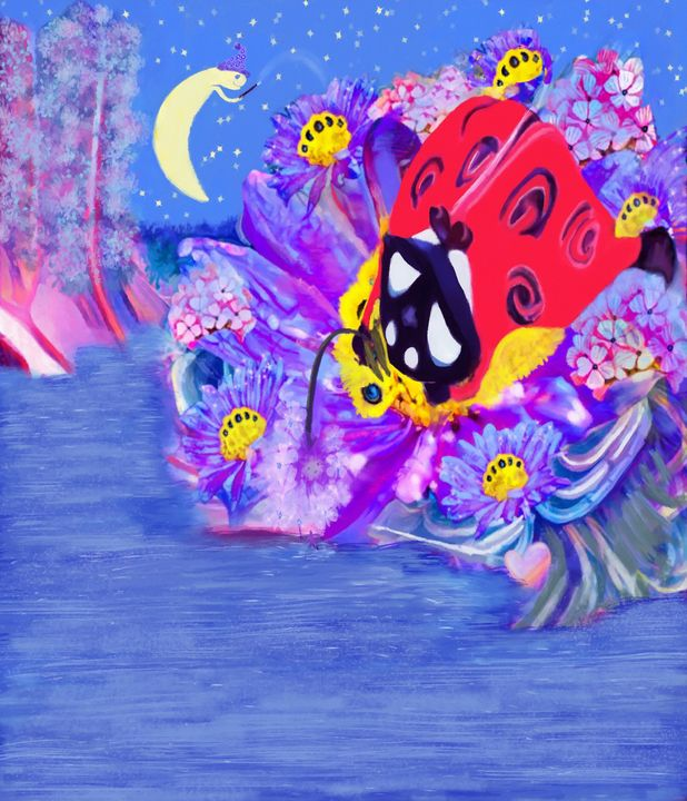 If the sky falls down - Zizela art & design