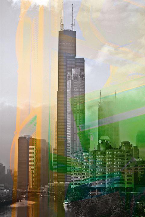 City Glow 1 - Peter Bagdonas