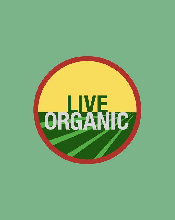 Live Organic - Peter Bagdonas