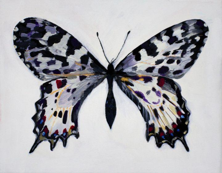 Butterfly 1 - Fine Art by Anastasia Dorokhov