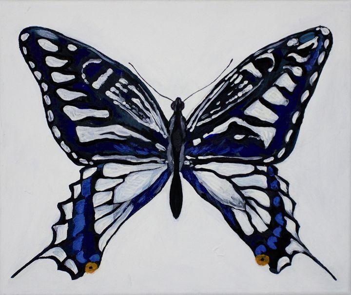Butterfly 4 - Fine Art by Anastasia Dorokhov