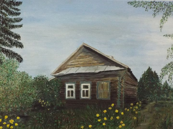 House in the forest - Marina C