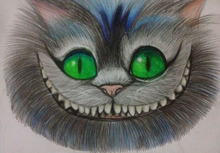 the cheshire cat - Diana