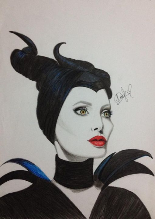 Maleficent - Diana